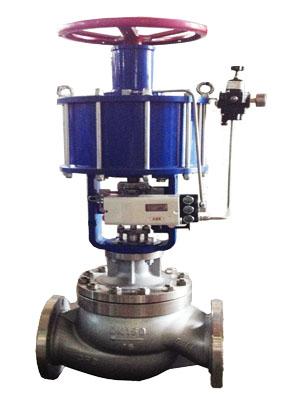 气缸式调节阀-电动蝶阀|电动球阀|气动蝶阀|气动球阀